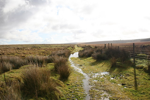 Bridleway to Peat Cot
