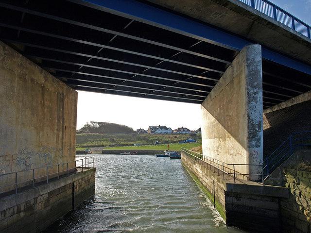 Seaton Sluice Bridge
