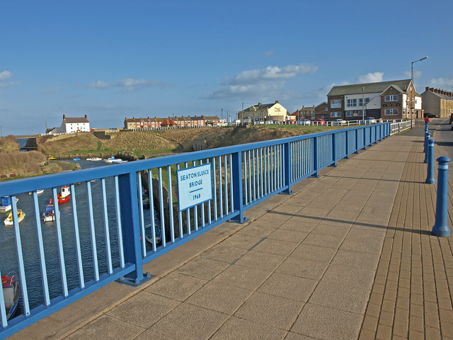 Seaton Sluice Bridge