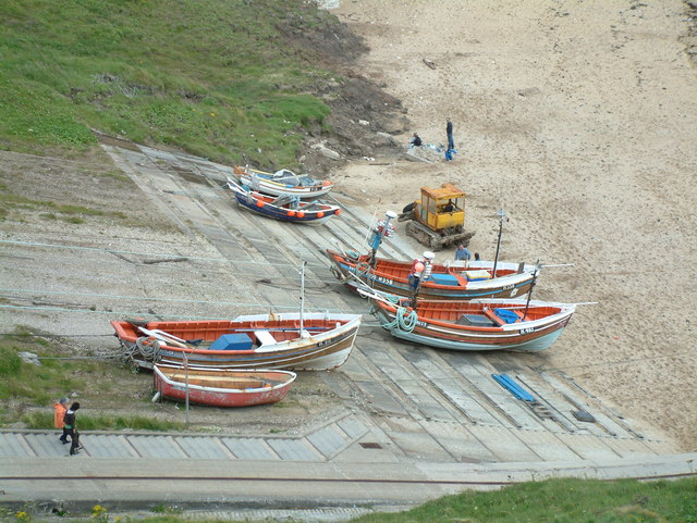 Fishing Boats at North Landing