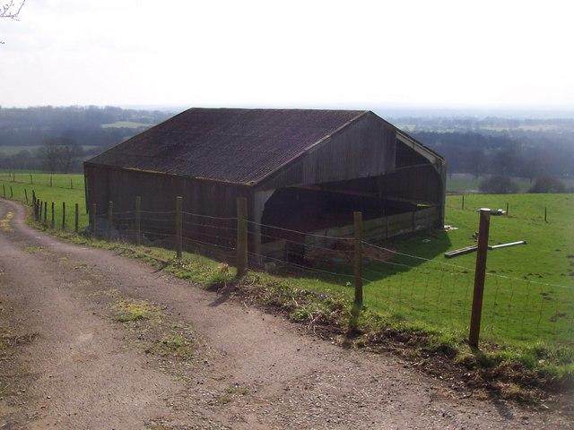 Pope's Hall Farm Barn