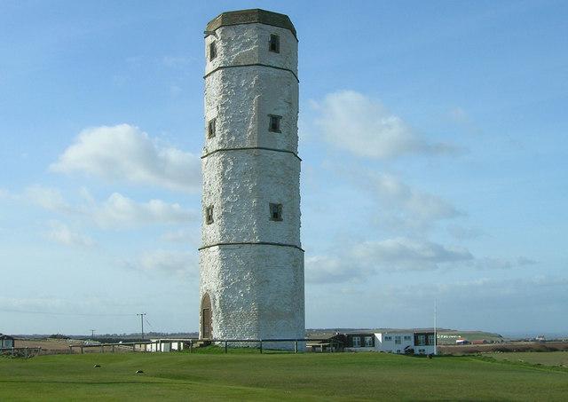 The Old Lighthouse (Chalktower) Flamborough