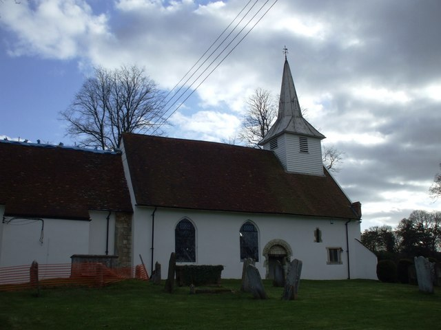 St Mary & All Saints, Lambourne