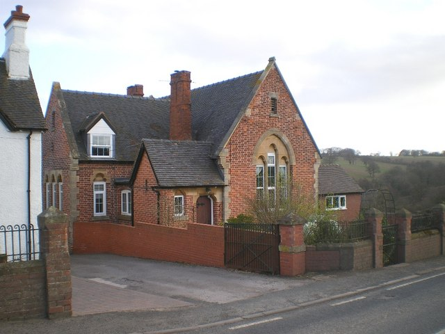 Another view of the Old Down School