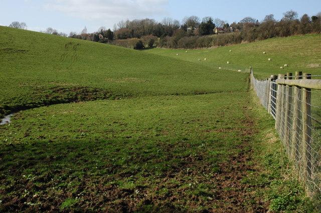 Footpath to Llangrove