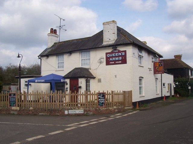 The Queen's Arms Public House, Egerton Forstal