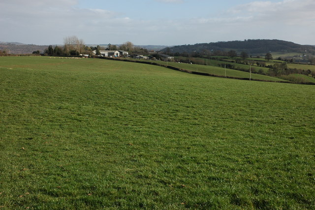 Upper Trewen Farm
