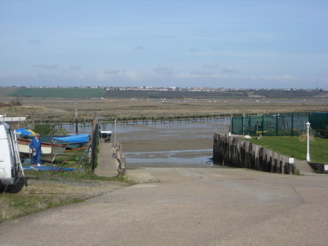 Slipway at Canvey Point