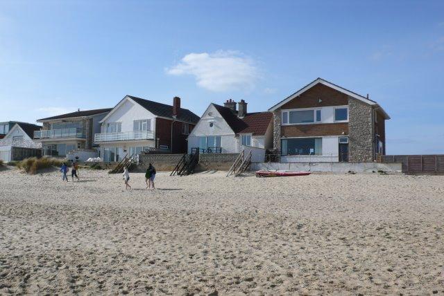 Beach Houses near Poole Beach