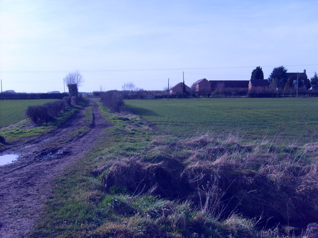 Coven Lawn Track