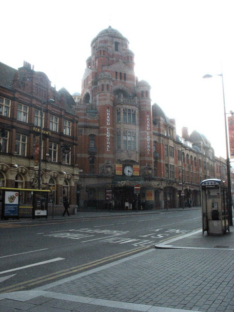 The Central Hall, Renshaw Street