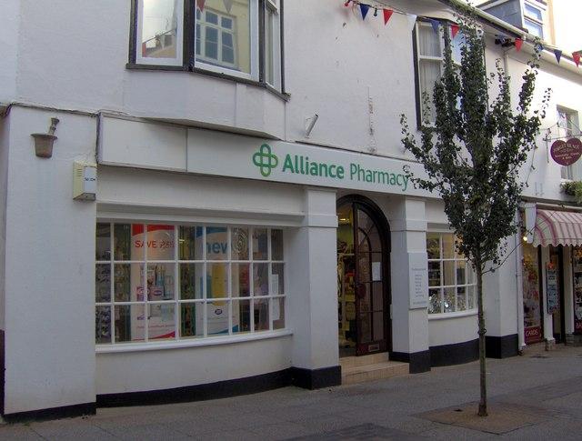 Pharmacy in The Precinct, St Marychurch