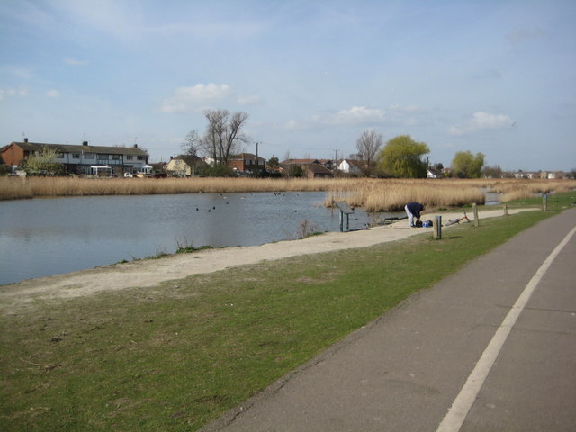 Canvey Lake
