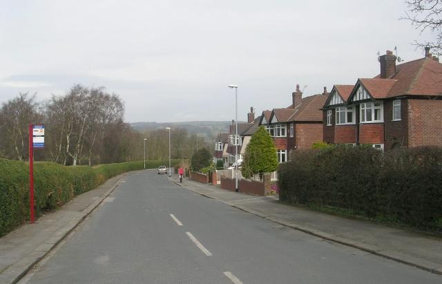 West Busk Lane - Bradford Road