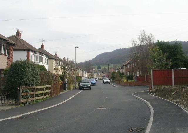 Maylea Drive - West Busk Lane