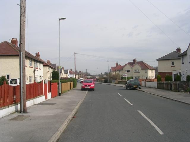 Caxton Road - Duncan Avenue