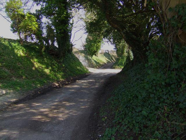 Lower Lamborough Lane
