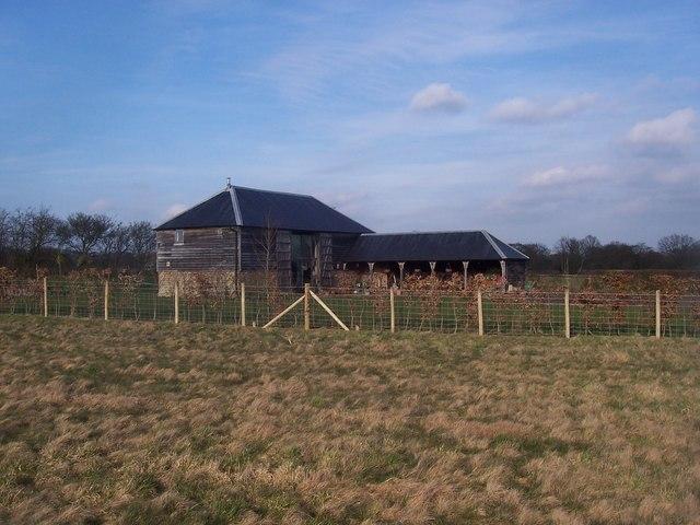 Gloversbridge Barn