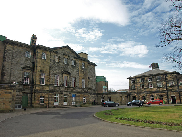 Racecourse Buildings, Gosforth Park