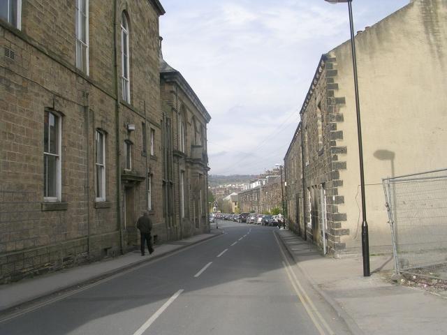 Garnett Street - Boroughgate