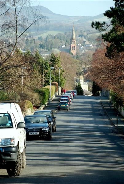 Manse Street View