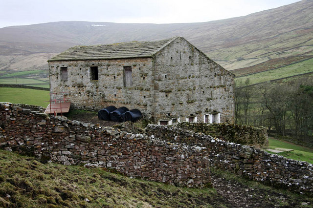 Barn in Sleddale