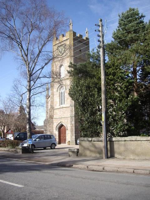 Banchory Ternan East parish church
