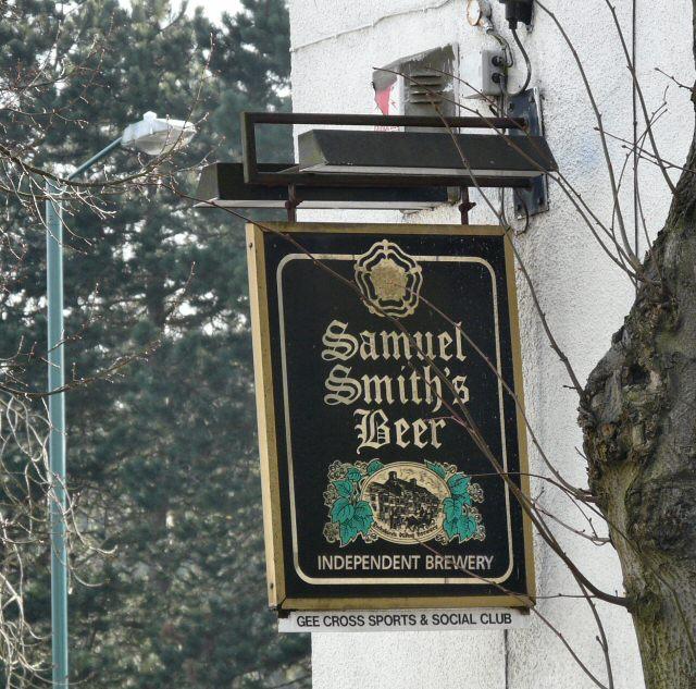 Samuel Smith's Beer