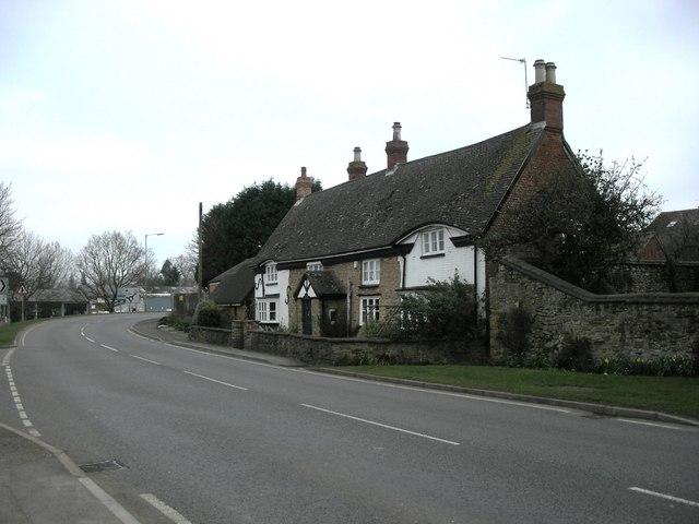 Kilsby-Daventry Road