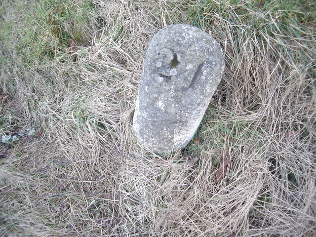 Milepost 24, near Denhead