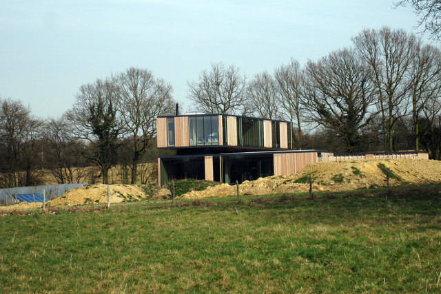 """Grand Designs"", Crumps Lane, Ulcombe, Kent"