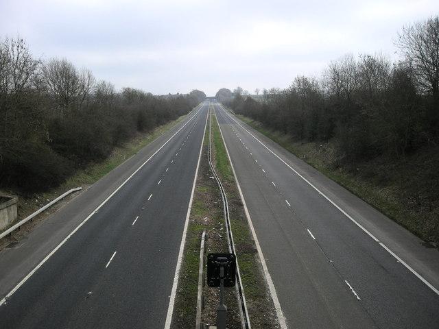 Kilsby-M45 Motorway