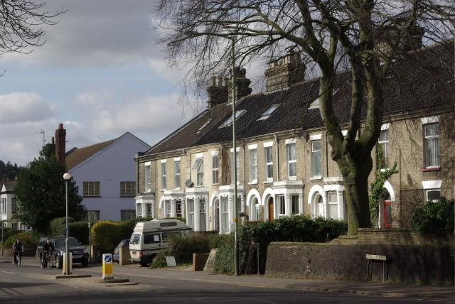 Earlham Road, Norwich