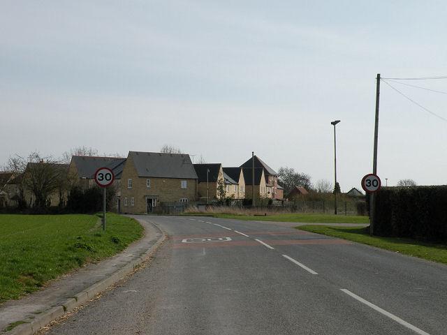 Entering Burwell