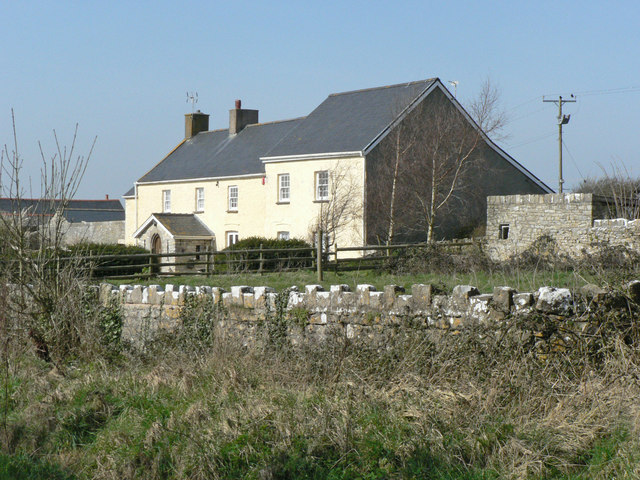 Lan Farm, Marcross.