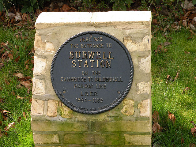 R.I.P. Burwell Station