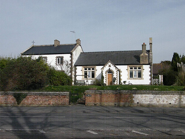 The Old School, Burwell