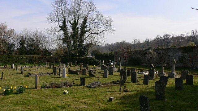 Cemetery at Easebourne