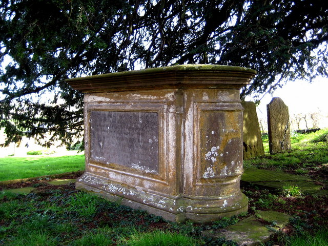 Chest tomb - Churchyard Middle Chinnock