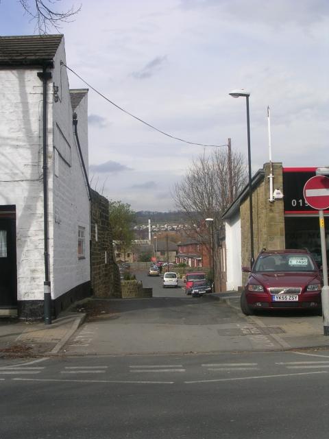 Dennison Hill - Cross Green