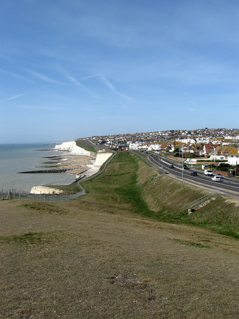 Cliff Top at Saltdean