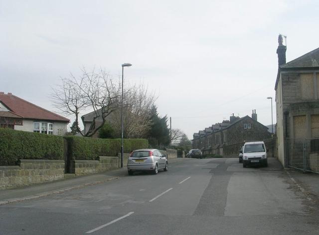 East Busk Lane - Cross Green