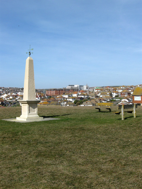 Monument, Saltdean Cliff Top