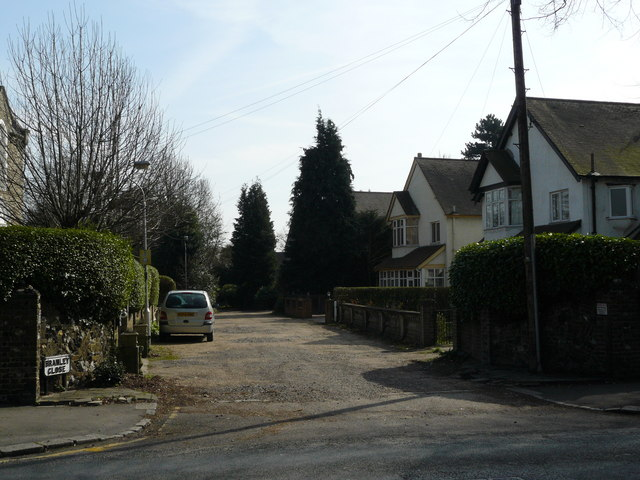 Bramley Close, Croydon