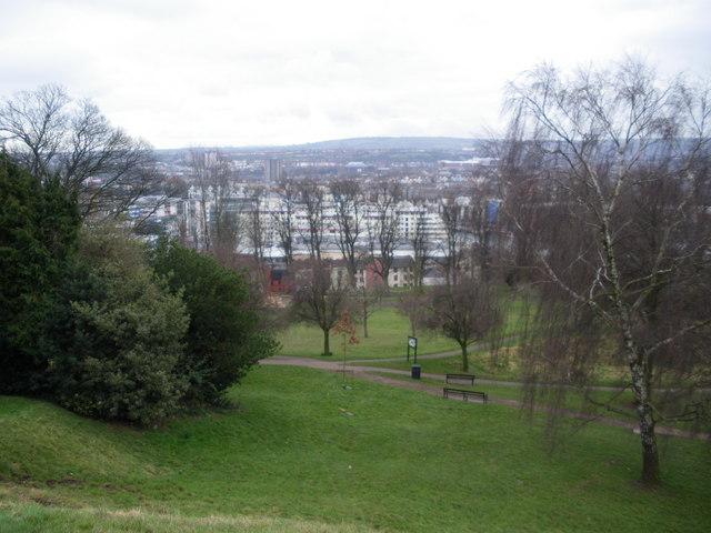 Brandon Hill, Bristol