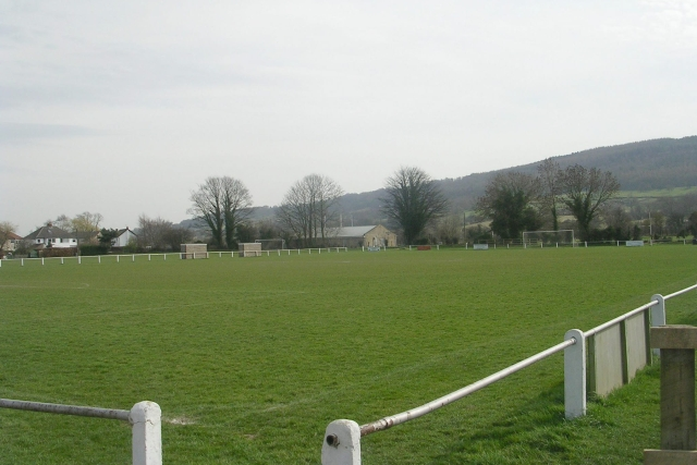 Otley Town Football Ground - Pool Road