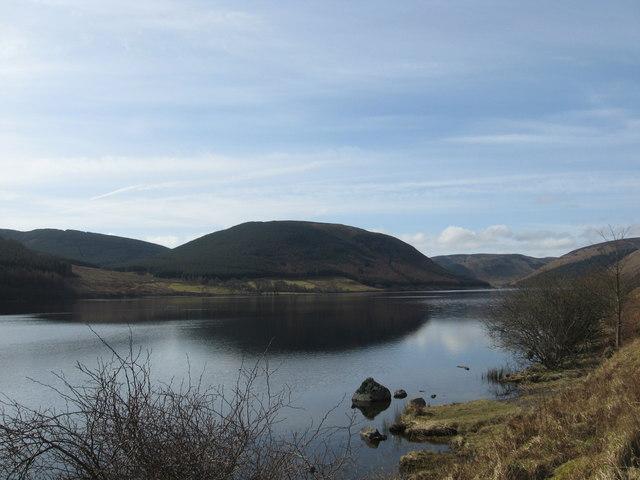 Beautiful St. Mary's Loch