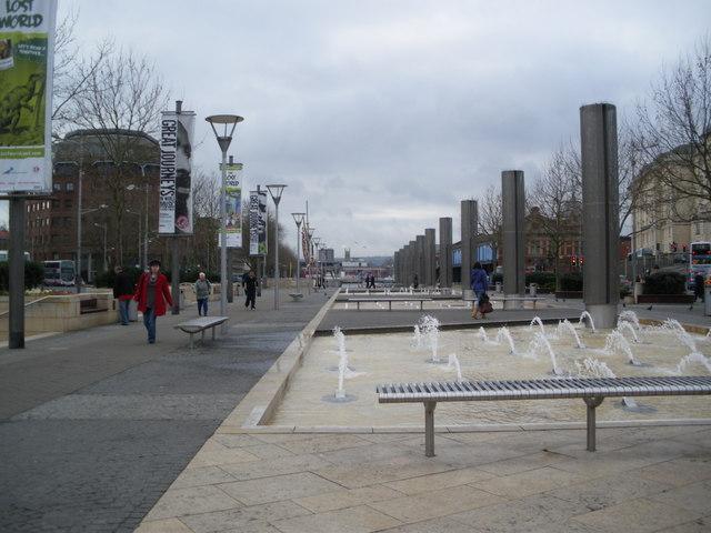 Broad Quay, Bristol