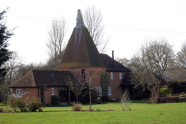 Kingsnoad Oast, Crumps Lane, Ulcombe, Kent