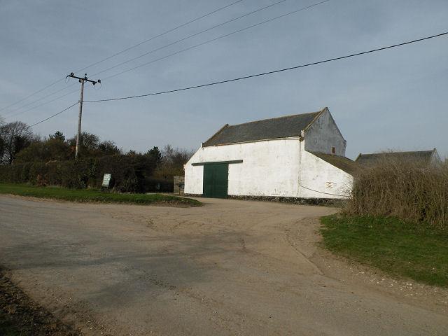 Vicarage Farm, Swaffham Prior